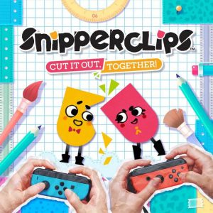 Snipperclips Box Image