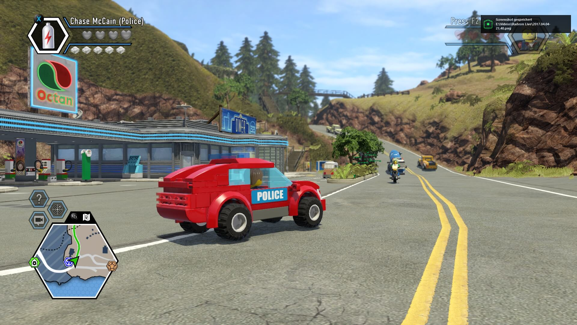 Lego City Undercover PC Download Updated Complete Free Full Version