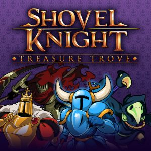 Shovel Knight Treasure Trove Box Art