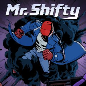 mr shifty box art