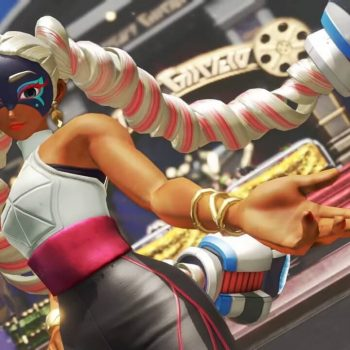 ARMS Meet Twintelle