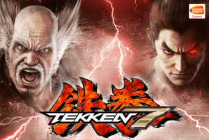 Final Showdown Tekken 7 Box Art