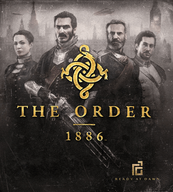 The Order 1886 Cover Art