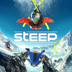 steep box art
