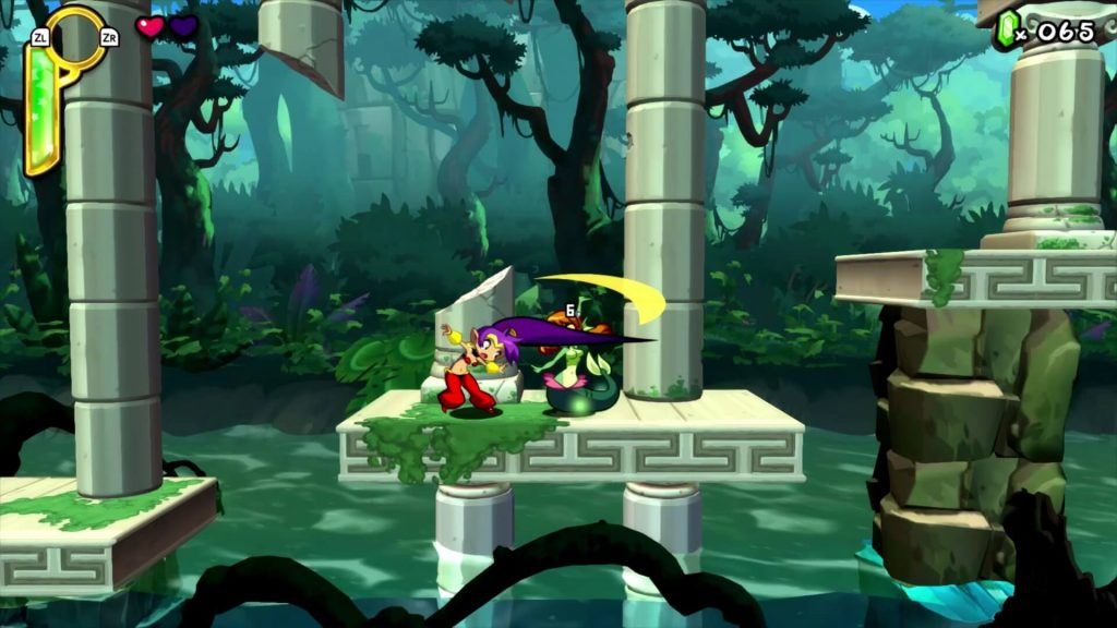 Shantae Half Genie Hero Screenshot (3)