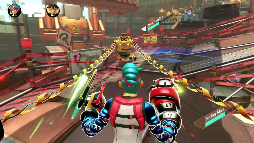 ARMS review screenshot (1)