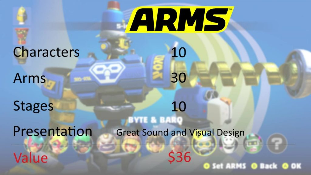 ARMS review screenshot (10)