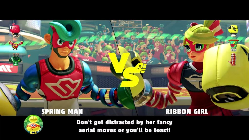 ARMS review screenshot (2)