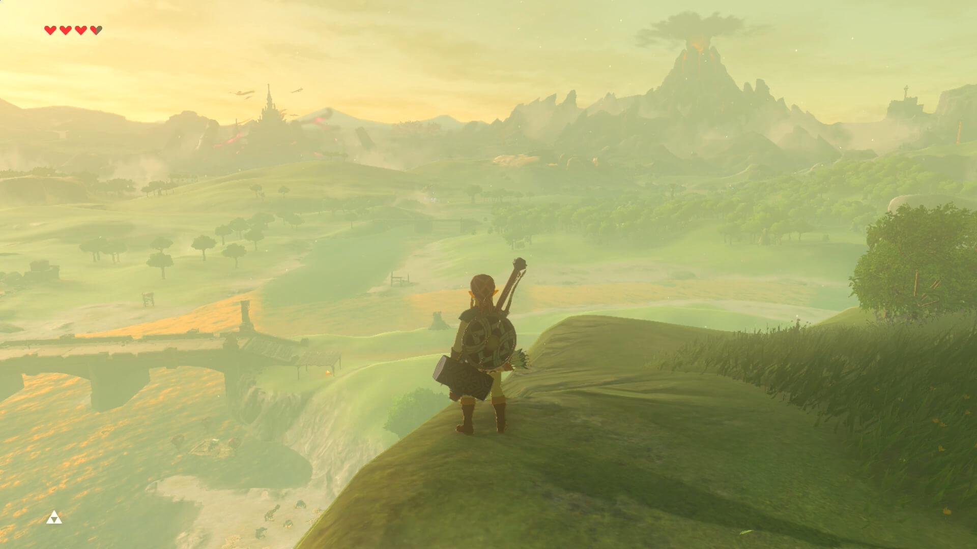 How Master Mode is a reminder on why Breath of the Wild got