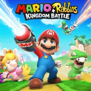 Mario and Rabbids Kingdom Battle banner square