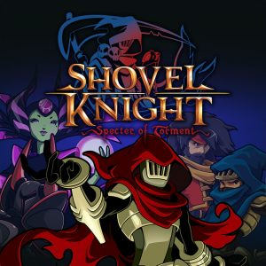 shovel knight specter of torment box art