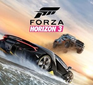Forza Horizon 3 Box art square