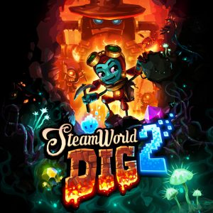 Steamworld Dig 2 box art square