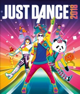 Just Dance 2018 box art square