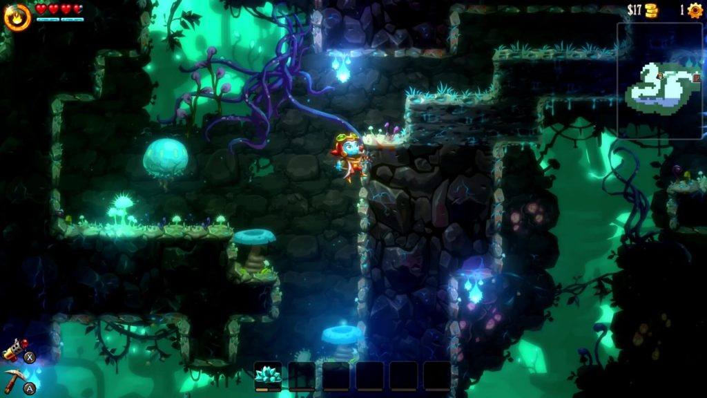 steamworld dig 2 screenshot (13)