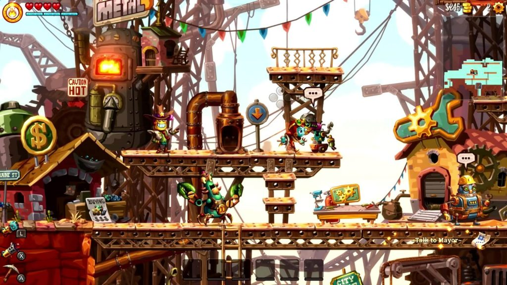 steamworld dig 2 screenshot (3)