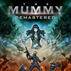 the mummy demastered box art fake tiny