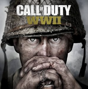 call of duty WWII box art