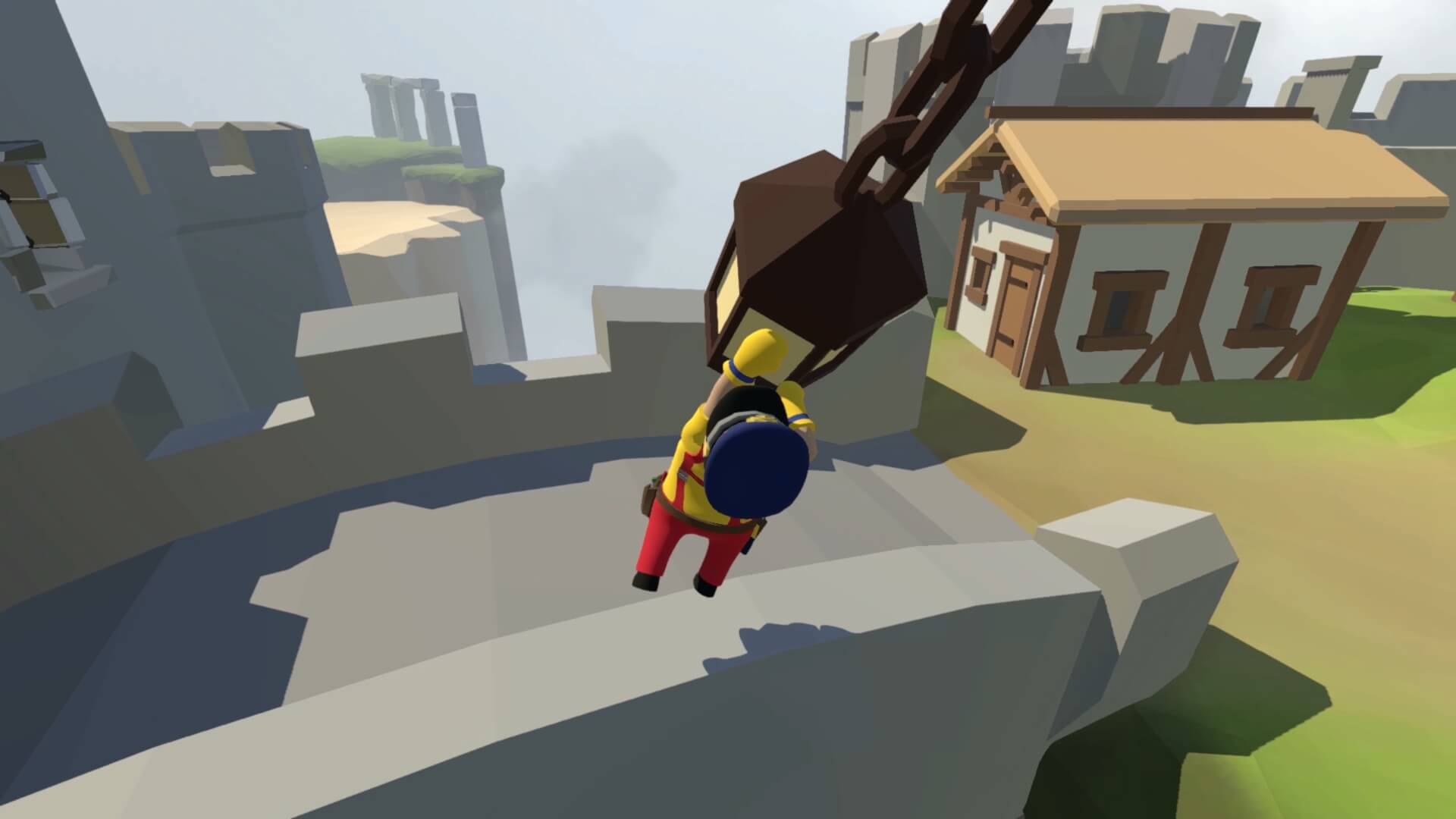 51ef0d4c453c10 Human Fall Flat Review – Falling flat on your face!
