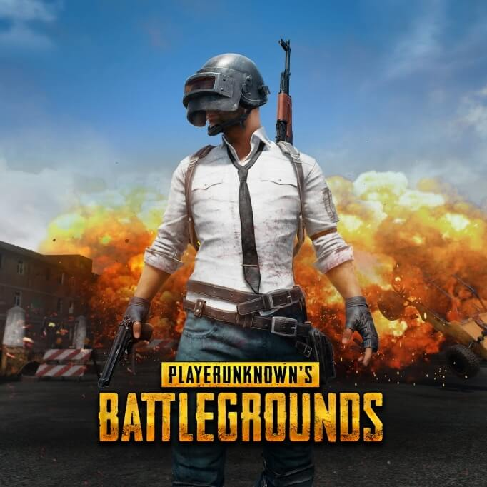 playerunknown battlegrounds square box art tinified