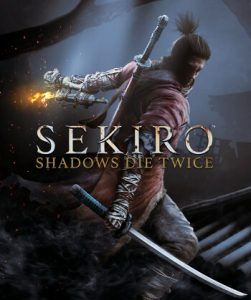 Sekiro Box Art