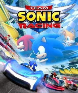 Sonic Team Racing Box Art